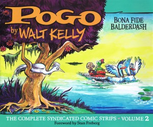Pogo — The Complete Syndicated Comic Strips Vol.2