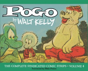 Pogo - The Complete Syndicated Comic Strips Vol. 4