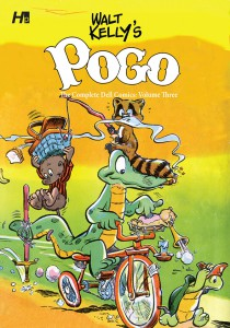 Walt Kelly's Pogo the Complete Dell Comics Vol. 3