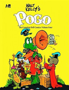 Walt Kelly's Pogo the Complete Dell Comics Vol. 4